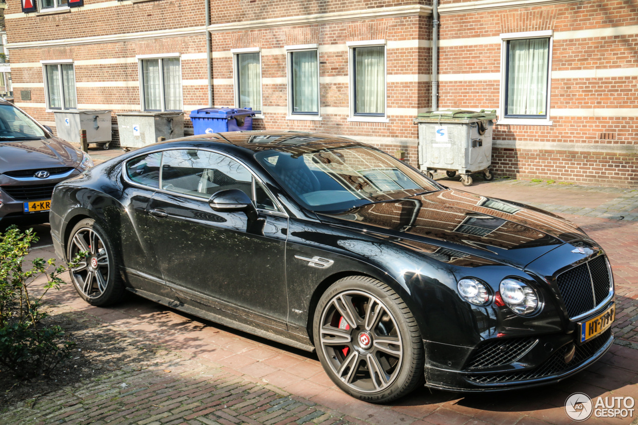Bentley Continental GT V8 S 2016 - 11 March 2016 - Autogespot