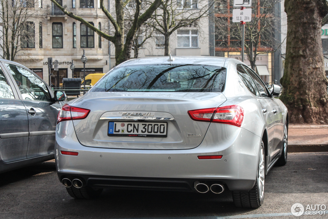 Maserati Ghibli 2013 10