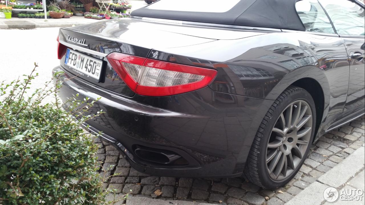 Maserati GranCabrio Sport 4