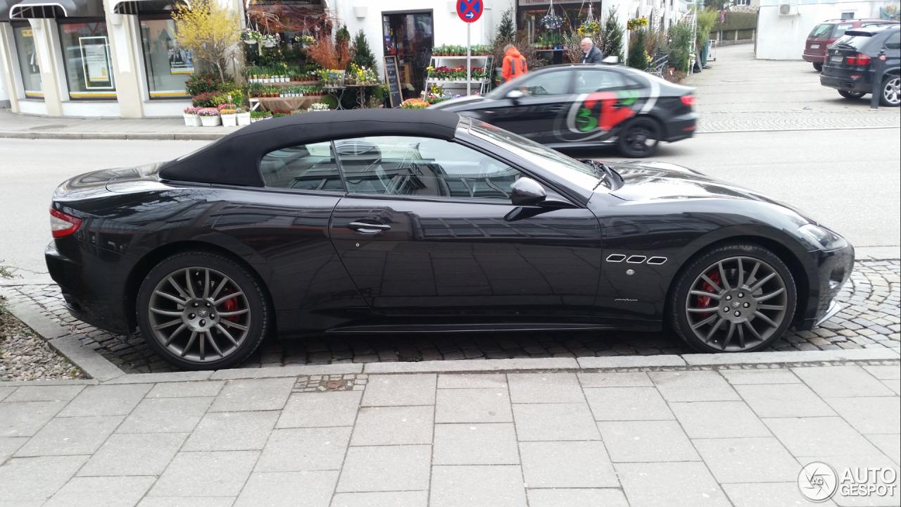 Maserati GranCabrio Sport 5