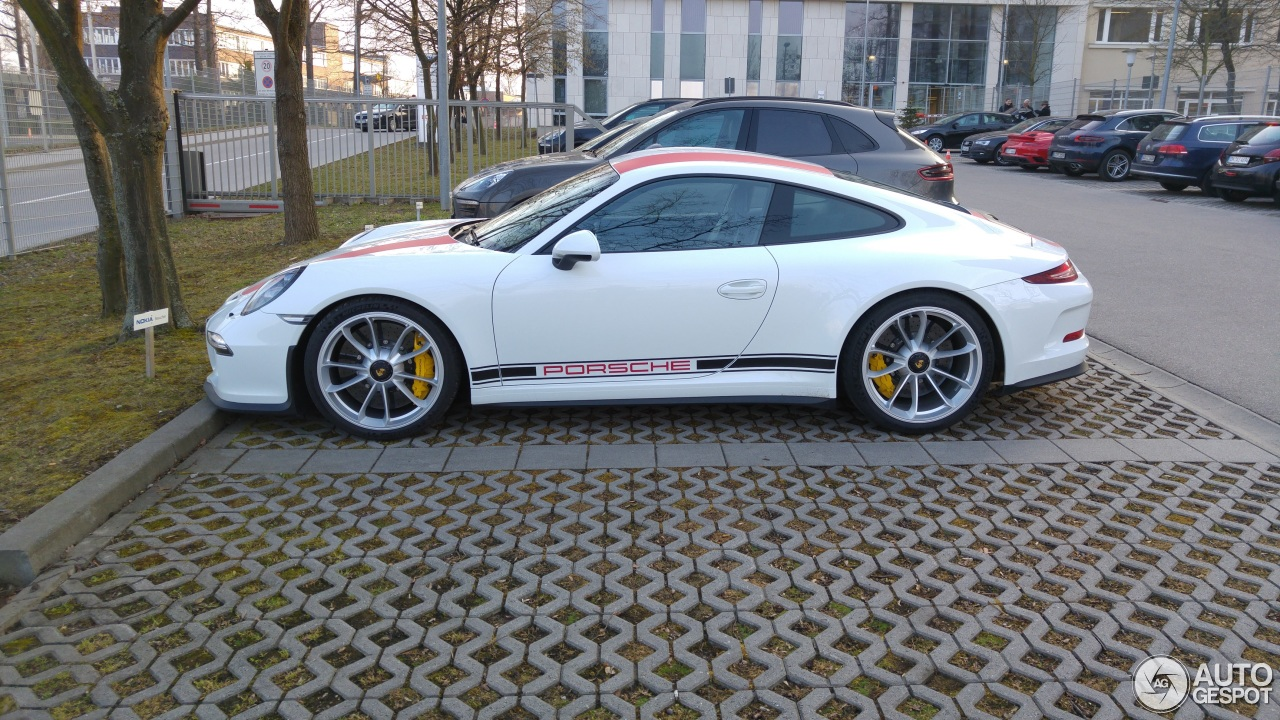porsche 911 r 11 march 2016 autogespot. Black Bedroom Furniture Sets. Home Design Ideas