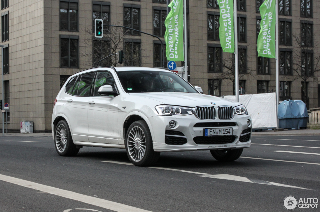 Alpina XD3 Biturbo 2015 1