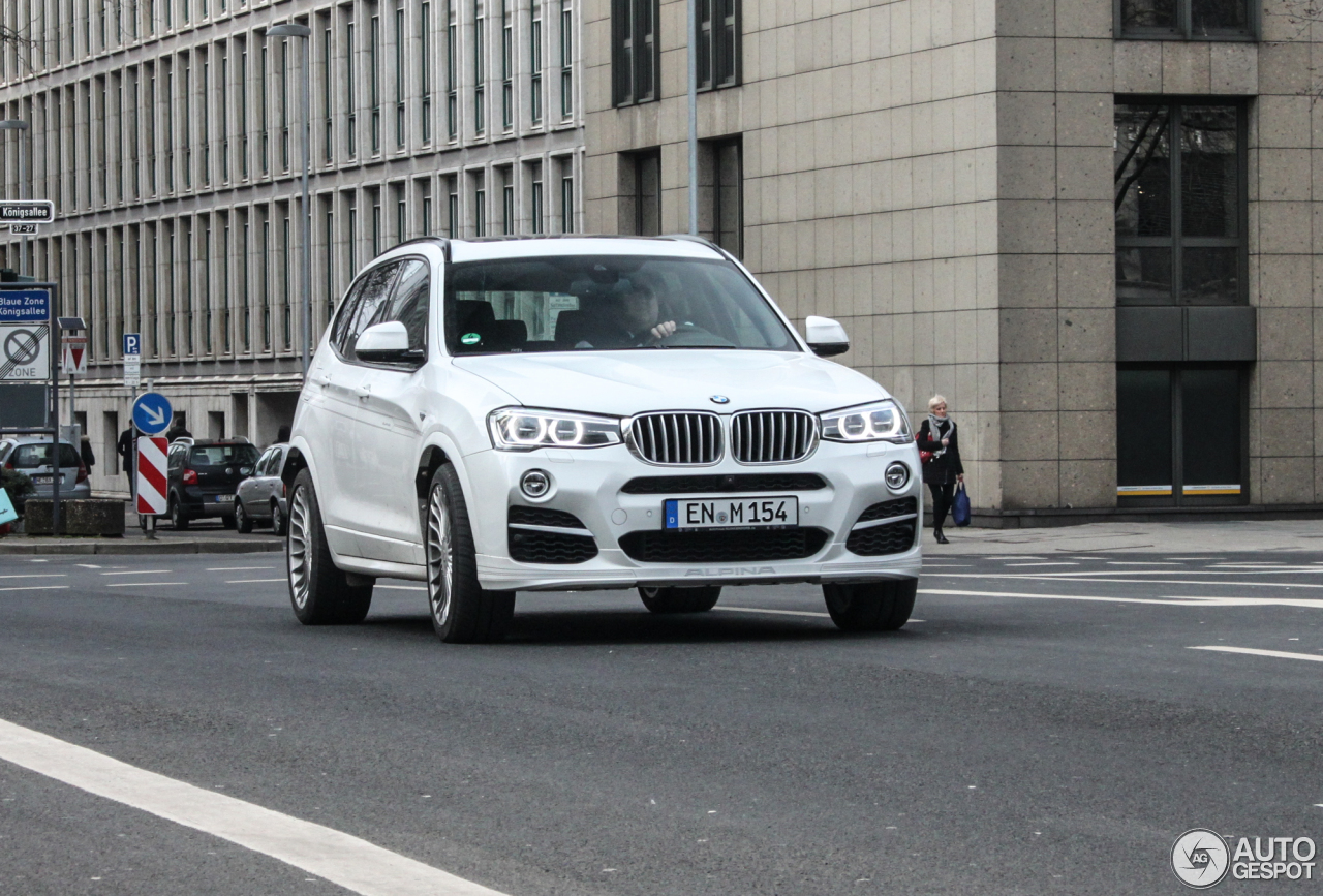 Alpina XD3 Biturbo 2015 2