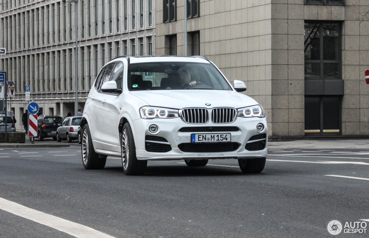 Alpina XD3 Biturbo 2015 3