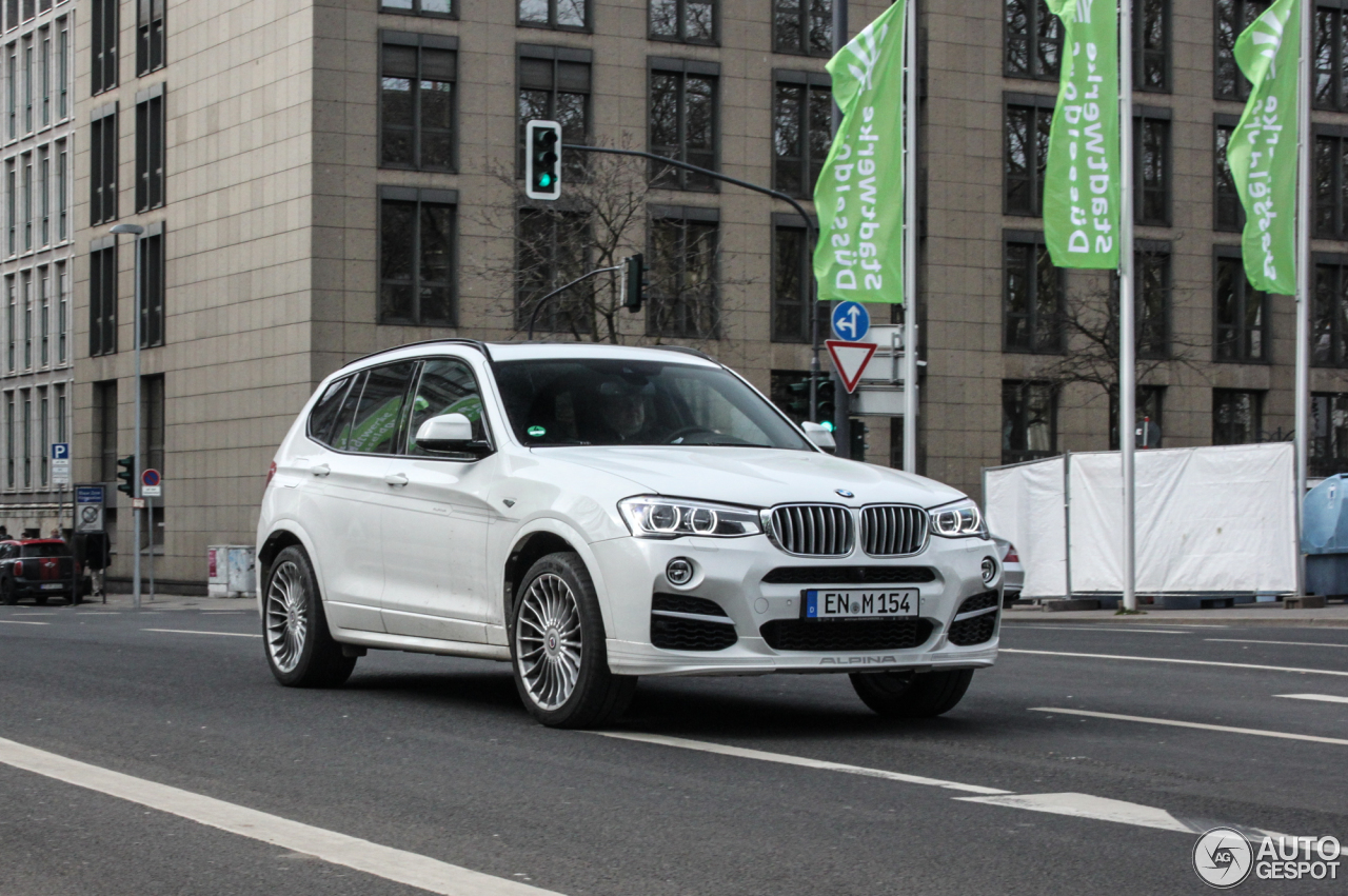 Alpina XD3 Biturbo 2015 4