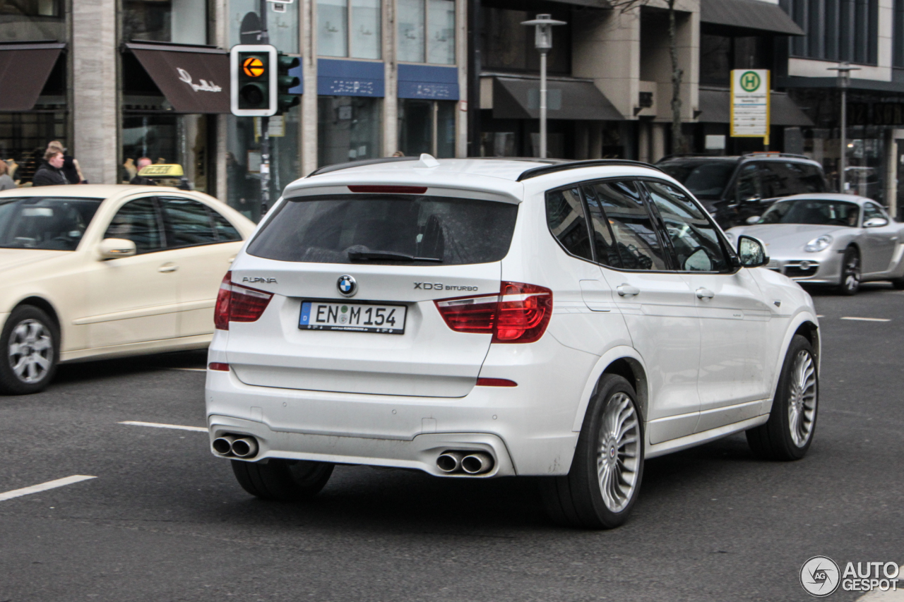Alpina XD3 Biturbo 2015 5