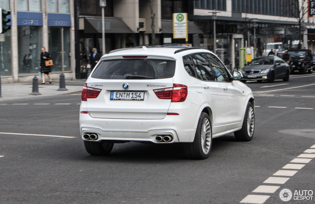 Alpina XD3 Biturbo 2015 6