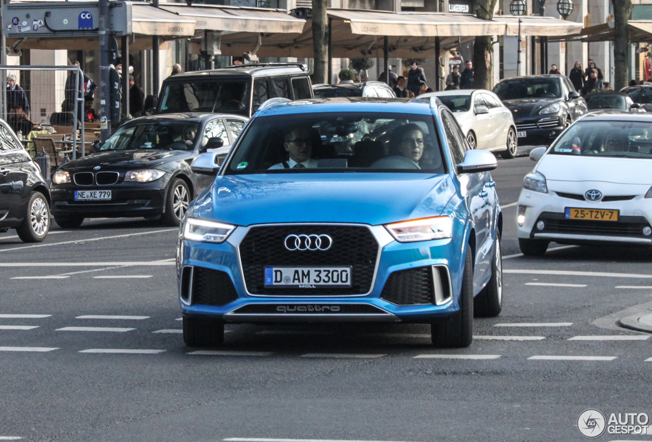 Audi RS Q3 2015 2