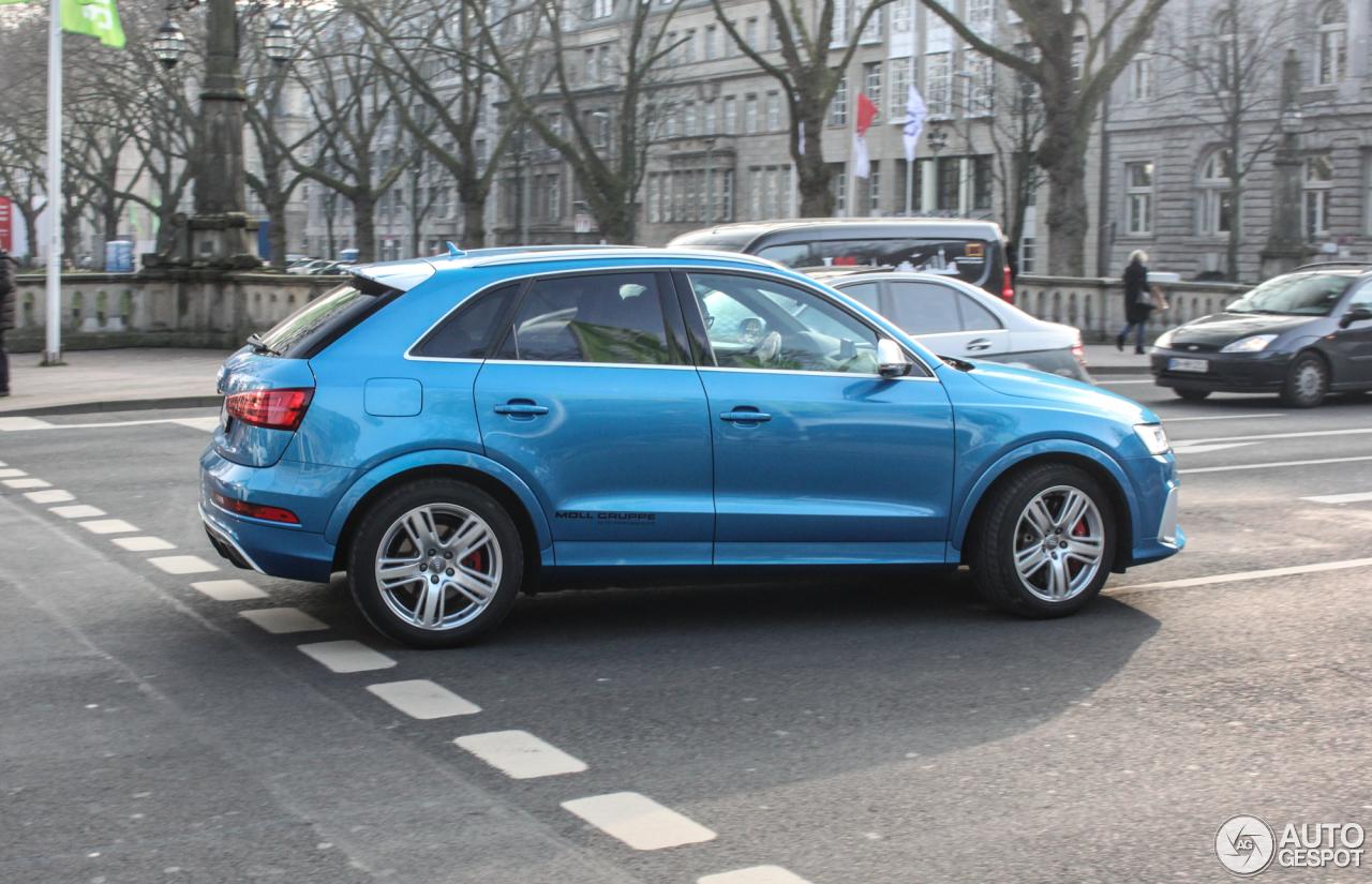 Audi RS Q3 2015 5