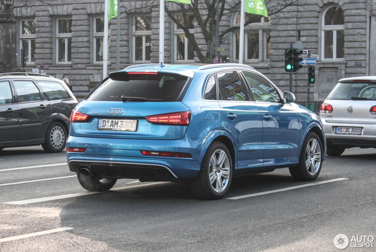 Audi RS Q3 2015 6