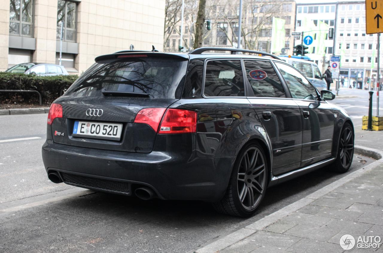 Audi RS4 Avant B7 3