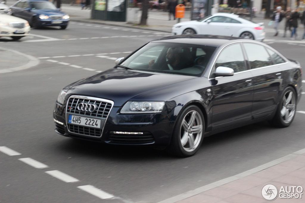 Audi S6 Sedan C6 2006 12 March 2016 Autogespot