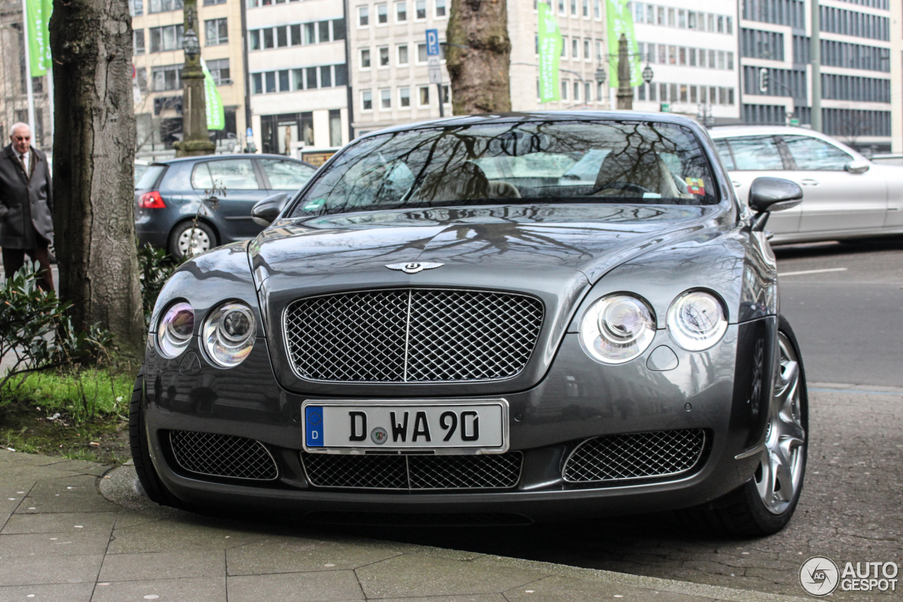 Bentley Continental GT 1