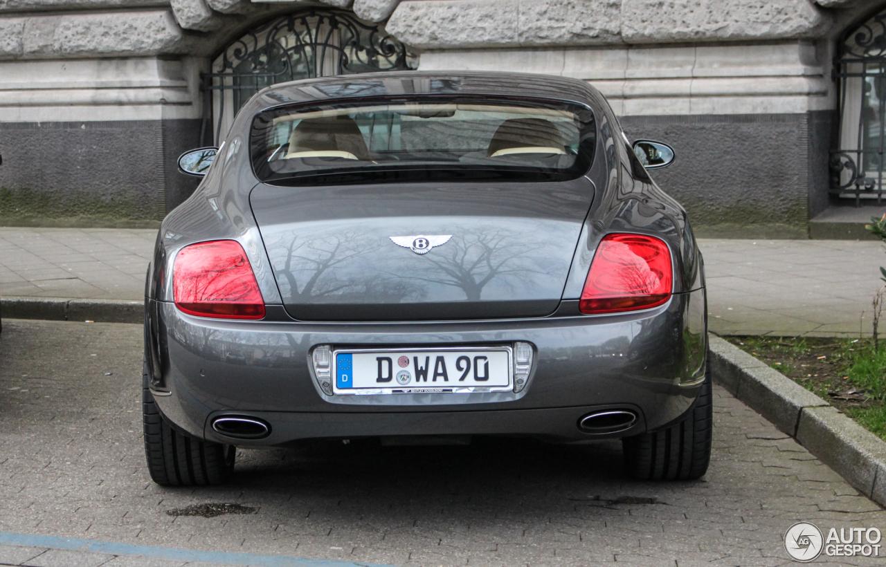 Bentley Continental GT 6