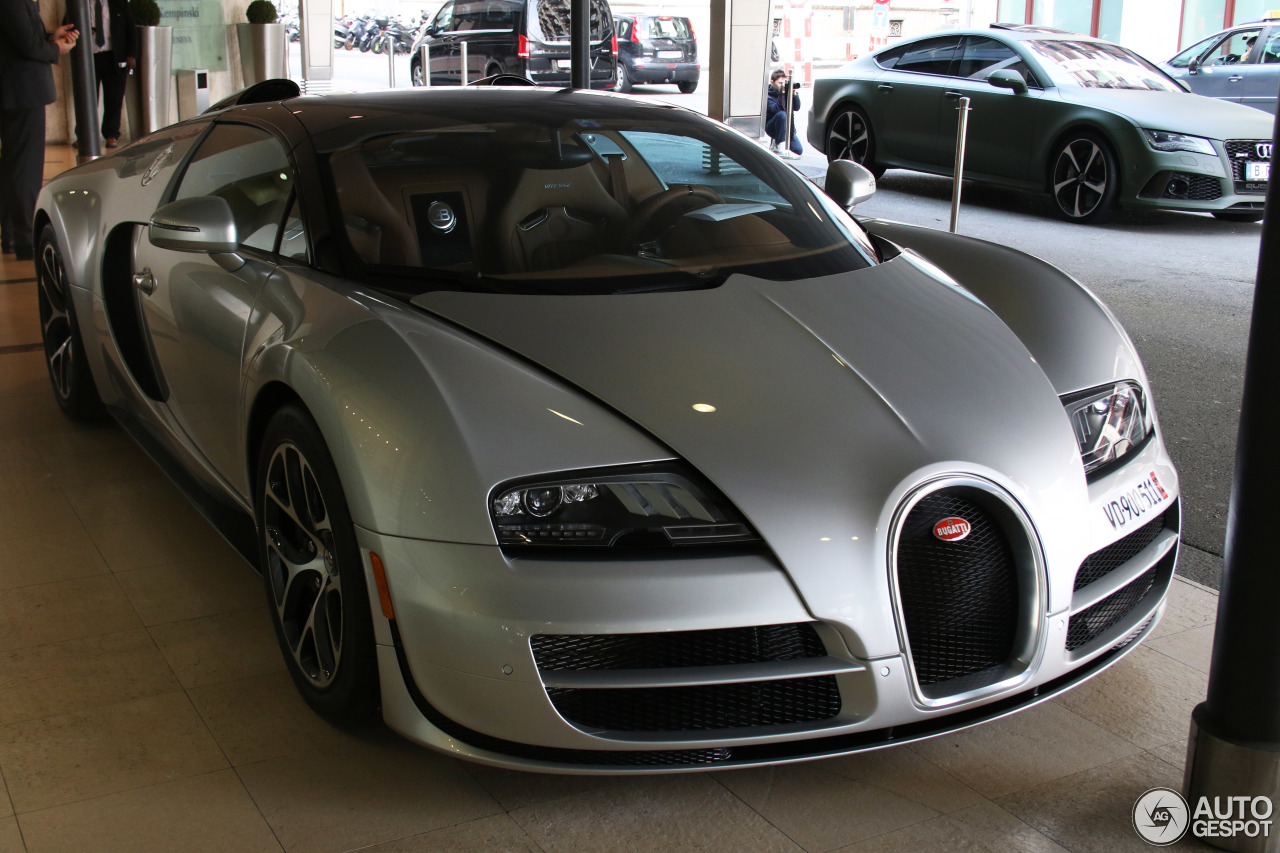 bugatti veyron 16 4 grand sport vitesse 12 march 2016 autogespot. Black Bedroom Furniture Sets. Home Design Ideas