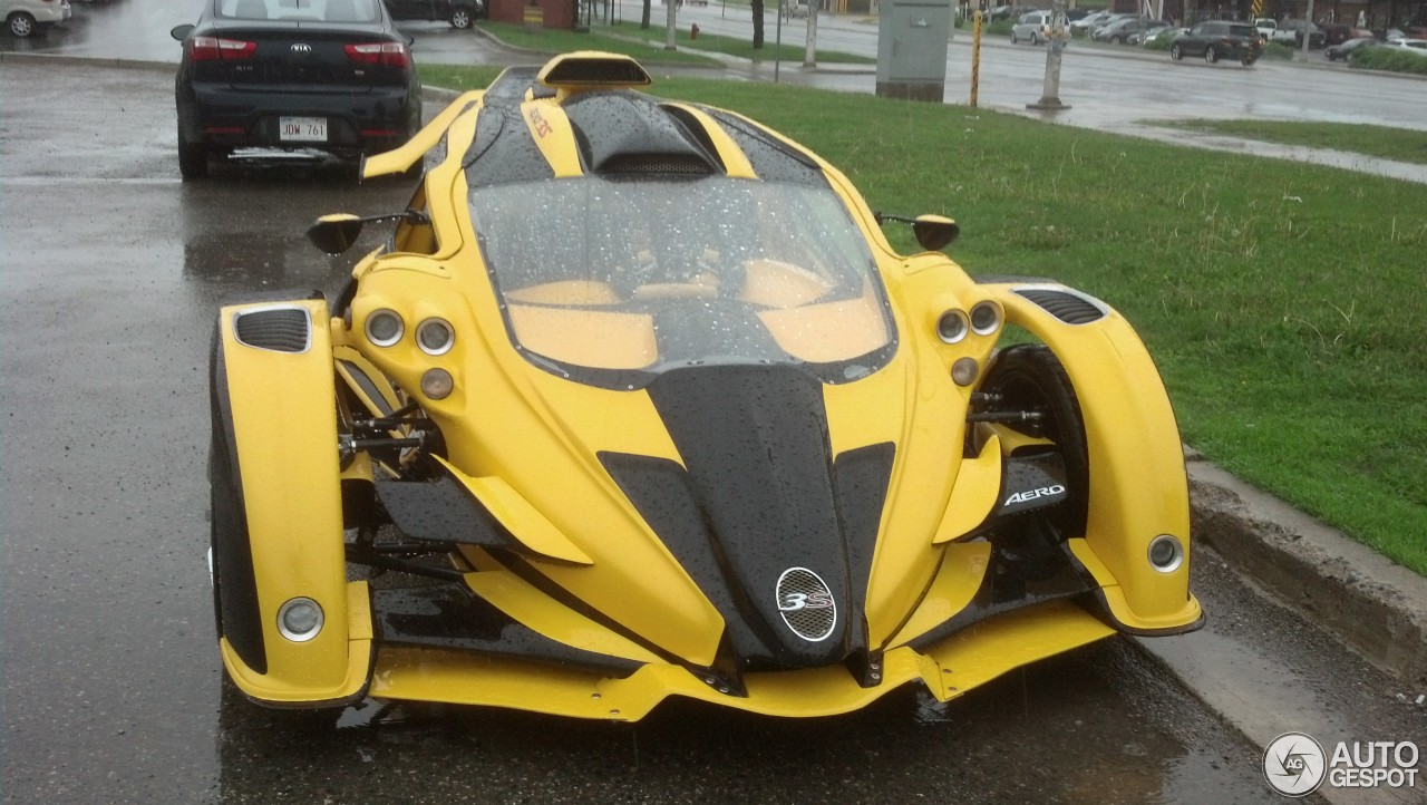 Campagna t rex aero 3s 12 march 2016 autogespot for T rex motor vehicle