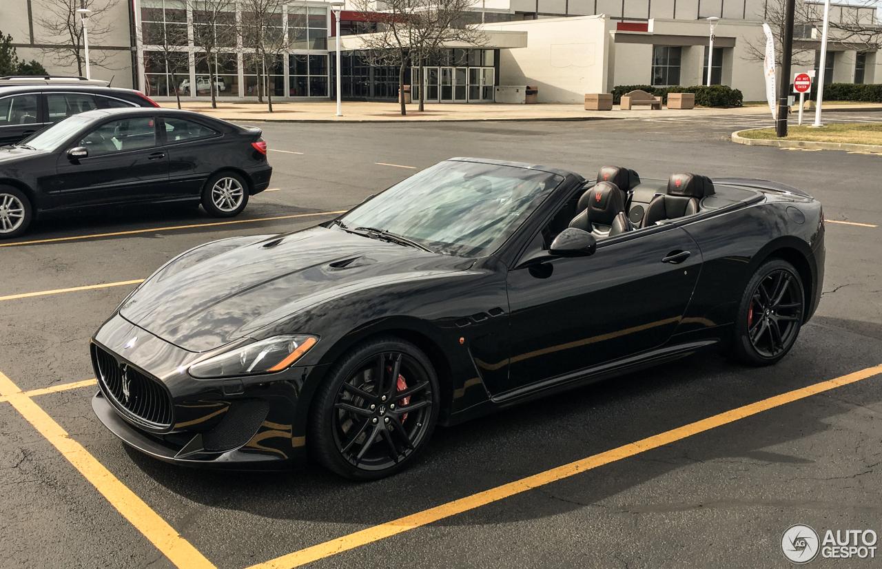 Maserati Grancabrio Mc 12 March 2016 Autogespot