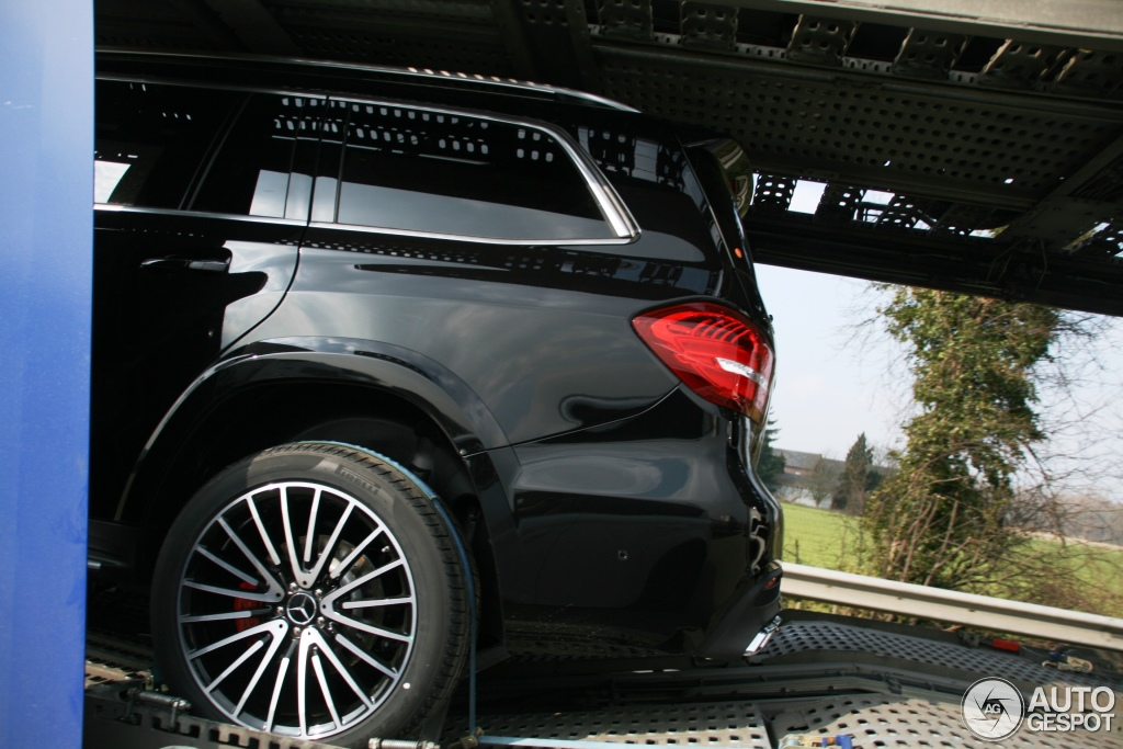 Mercedes-AMG GLS 63 5