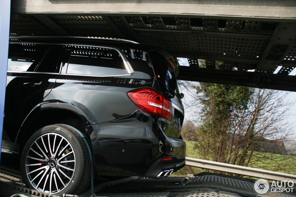 Mercedes-AMG GLS 63 6