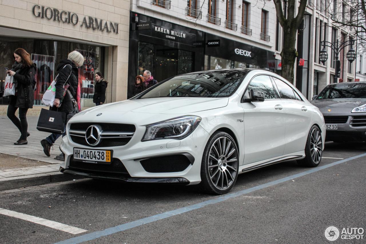 Mercedes-Benz CLA 45 AMG C117 2