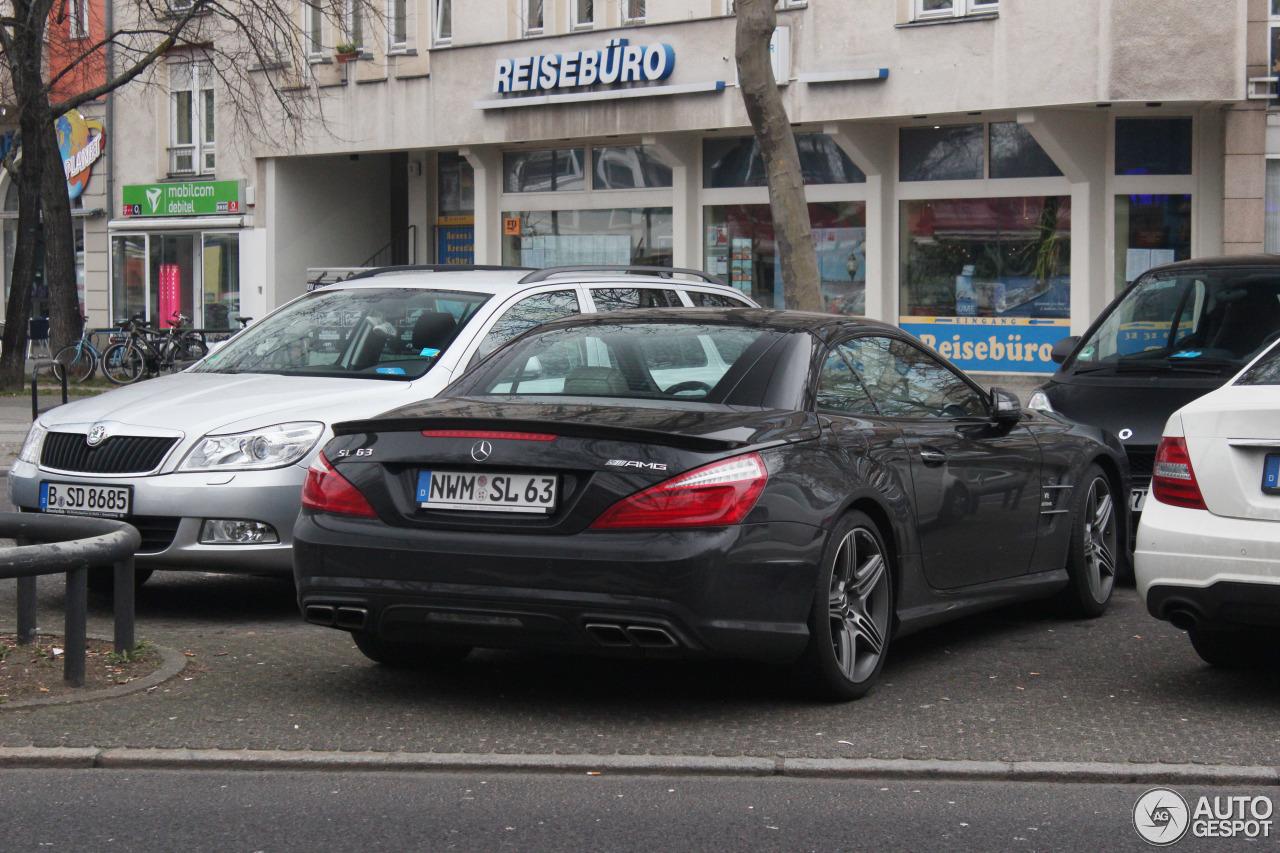 Mercedes-Benz SL 63 AMG R231 6