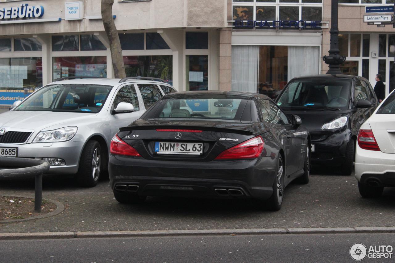 Mercedes-Benz SL 63 AMG R231 7
