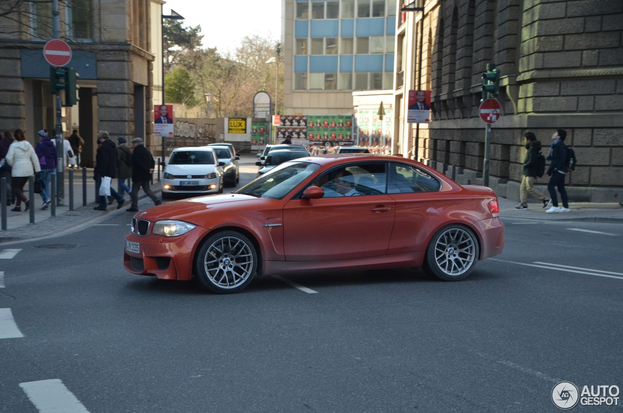 BMW 1 Series M Coupé 3