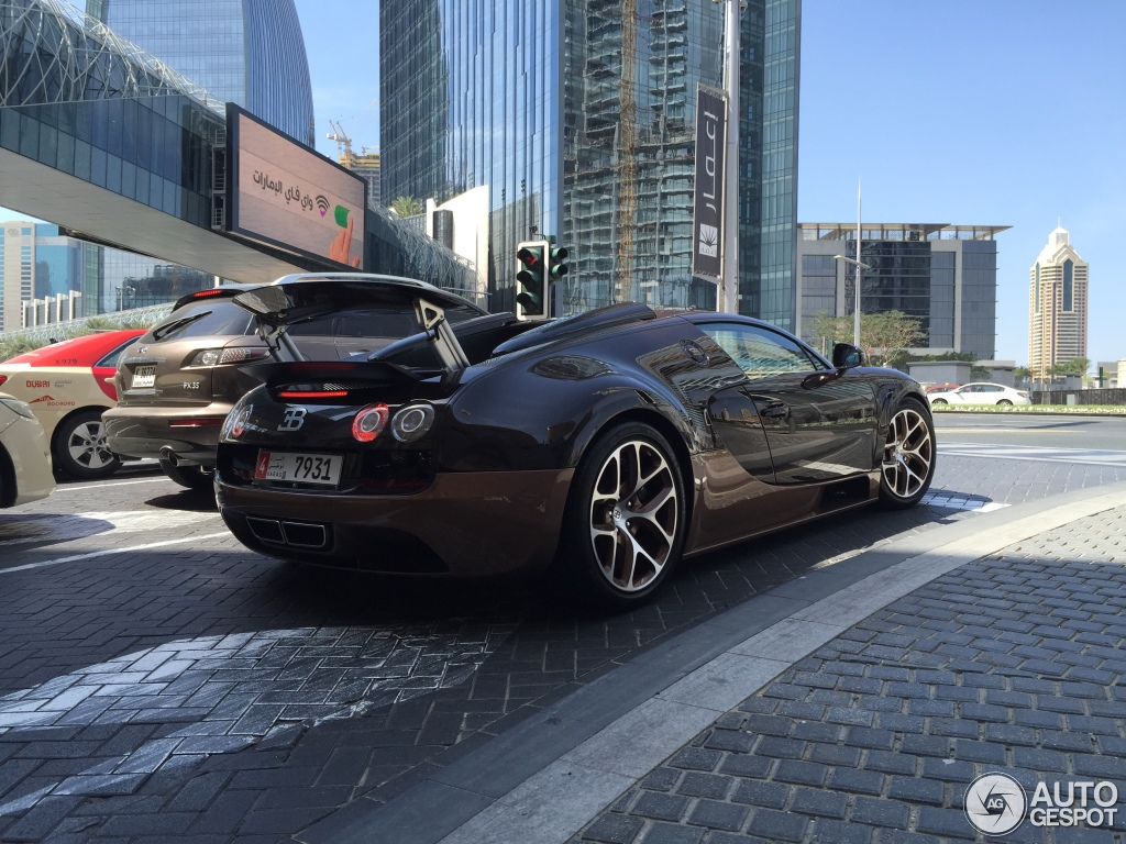 bugatti veyron 16 4 grand sport vitesse 13 march 2016 autogespot. Black Bedroom Furniture Sets. Home Design Ideas