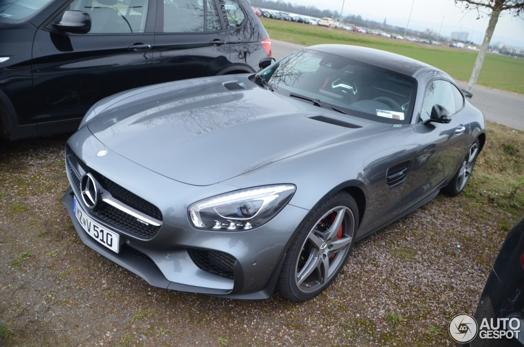 Mercedes-AMG GT S Edition 1 7