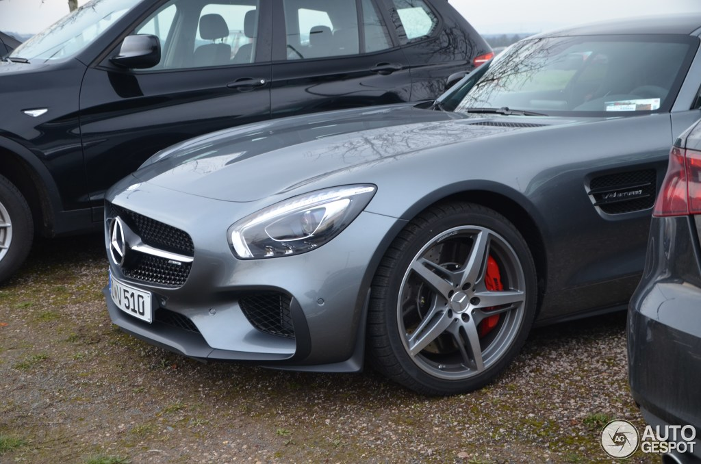 Mercedes-AMG GT S Edition 1 8