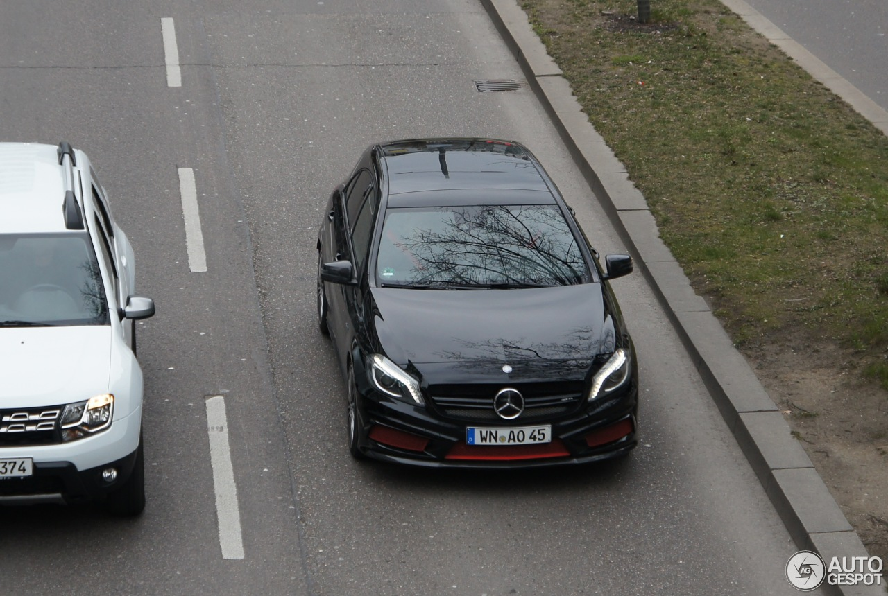 Mercedes-Benz A 45 AMG 1