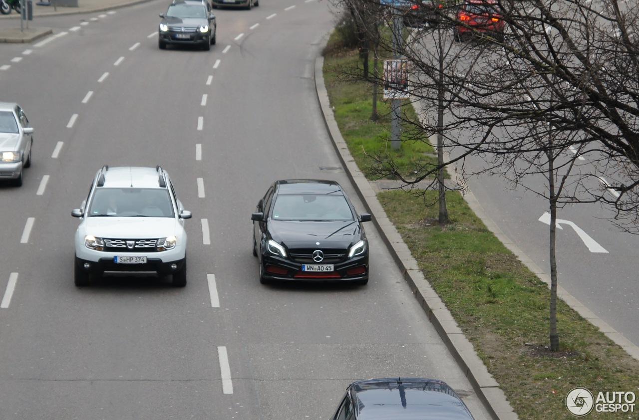Mercedes-Benz A 45 AMG 3