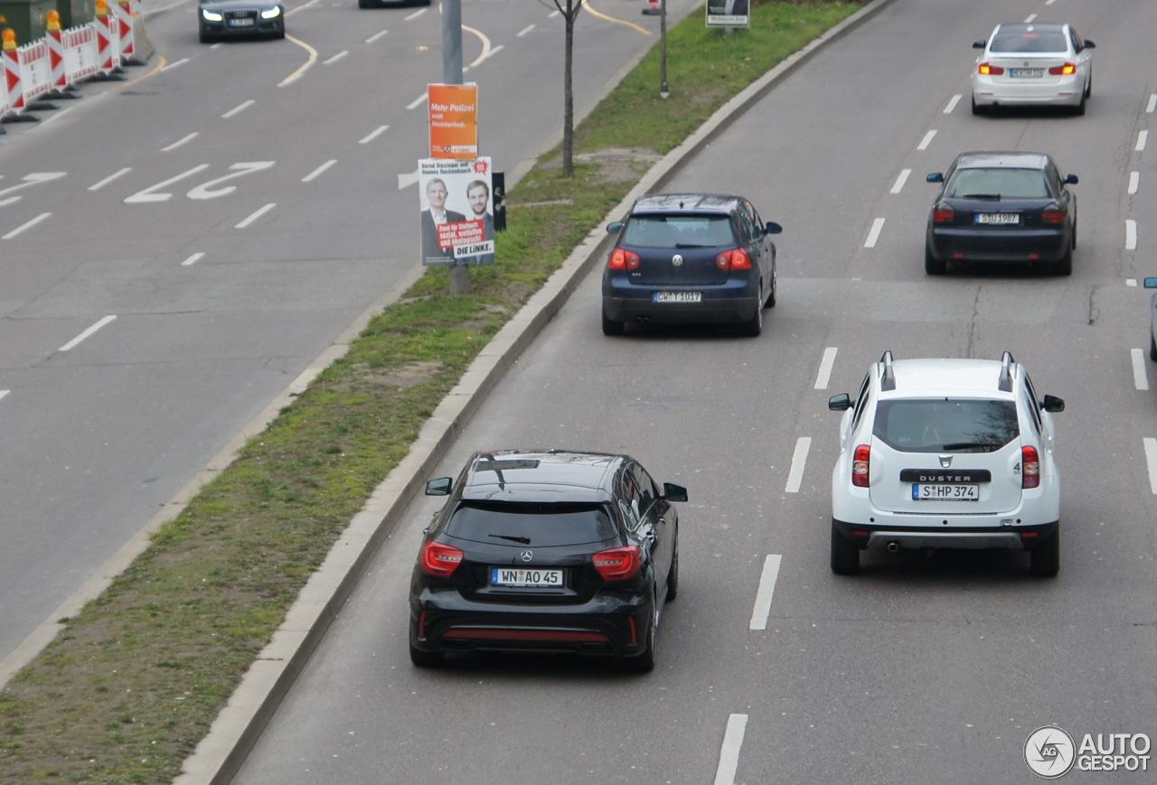Mercedes-Benz A 45 AMG 6