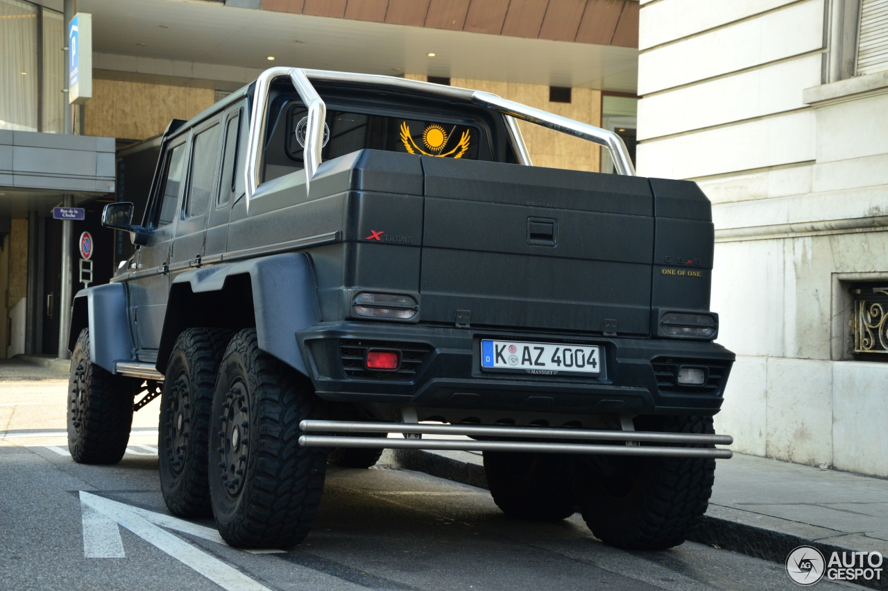mercedes benz mansory gronos g 63 amg 6x6 13 march 2016 autogespot. Black Bedroom Furniture Sets. Home Design Ideas