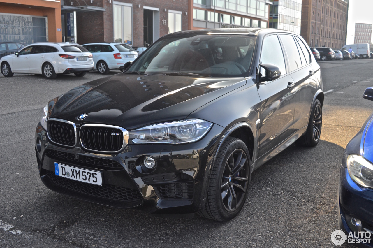bmw x5 m f85 14 march 2016 autogespot. Black Bedroom Furniture Sets. Home Design Ideas