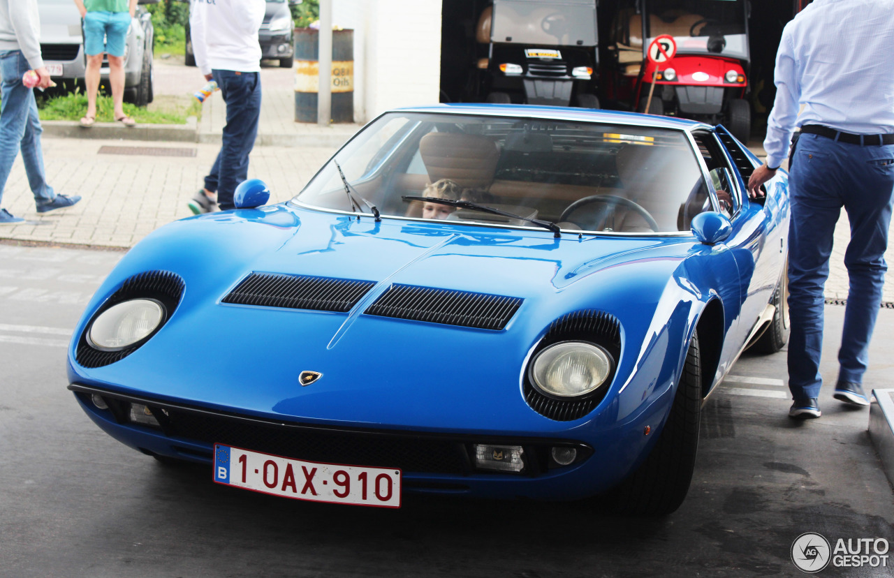 2010 Lamborghini Miura Sv Car Pictures