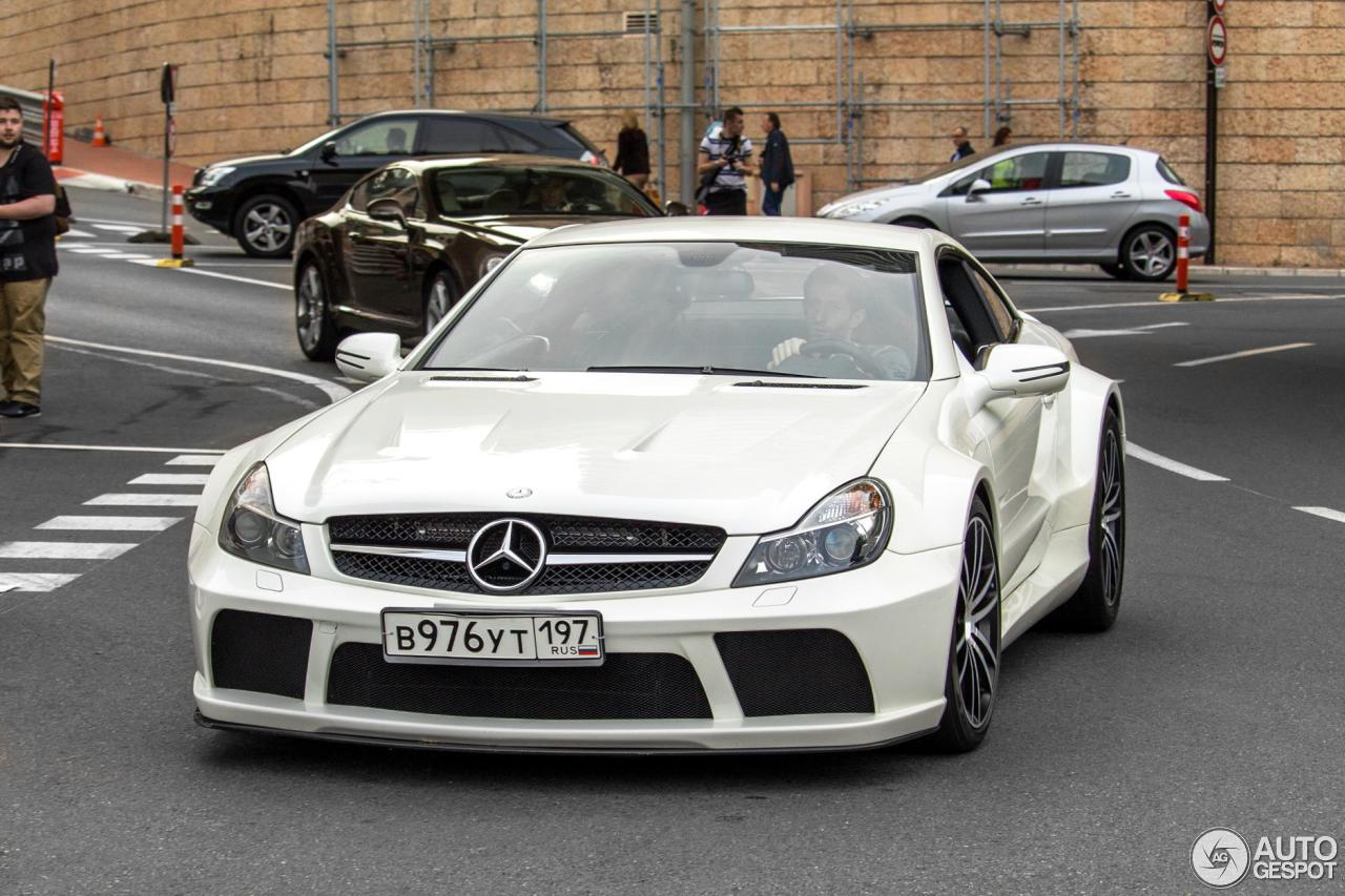 mercedes benz sl 65 amg black series 15 march 2016 autogespot. Black Bedroom Furniture Sets. Home Design Ideas