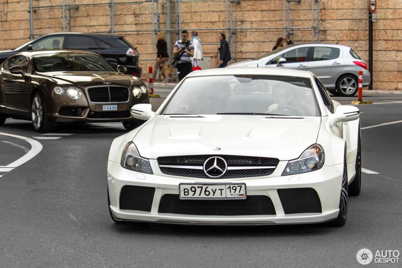 Mercedes benz sl 65 amg black series 15 maart 2016 for Mercedes benz sl series