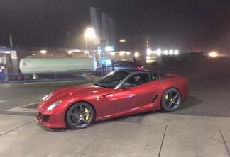 Ferrari SA Aperta Novitec Rosso