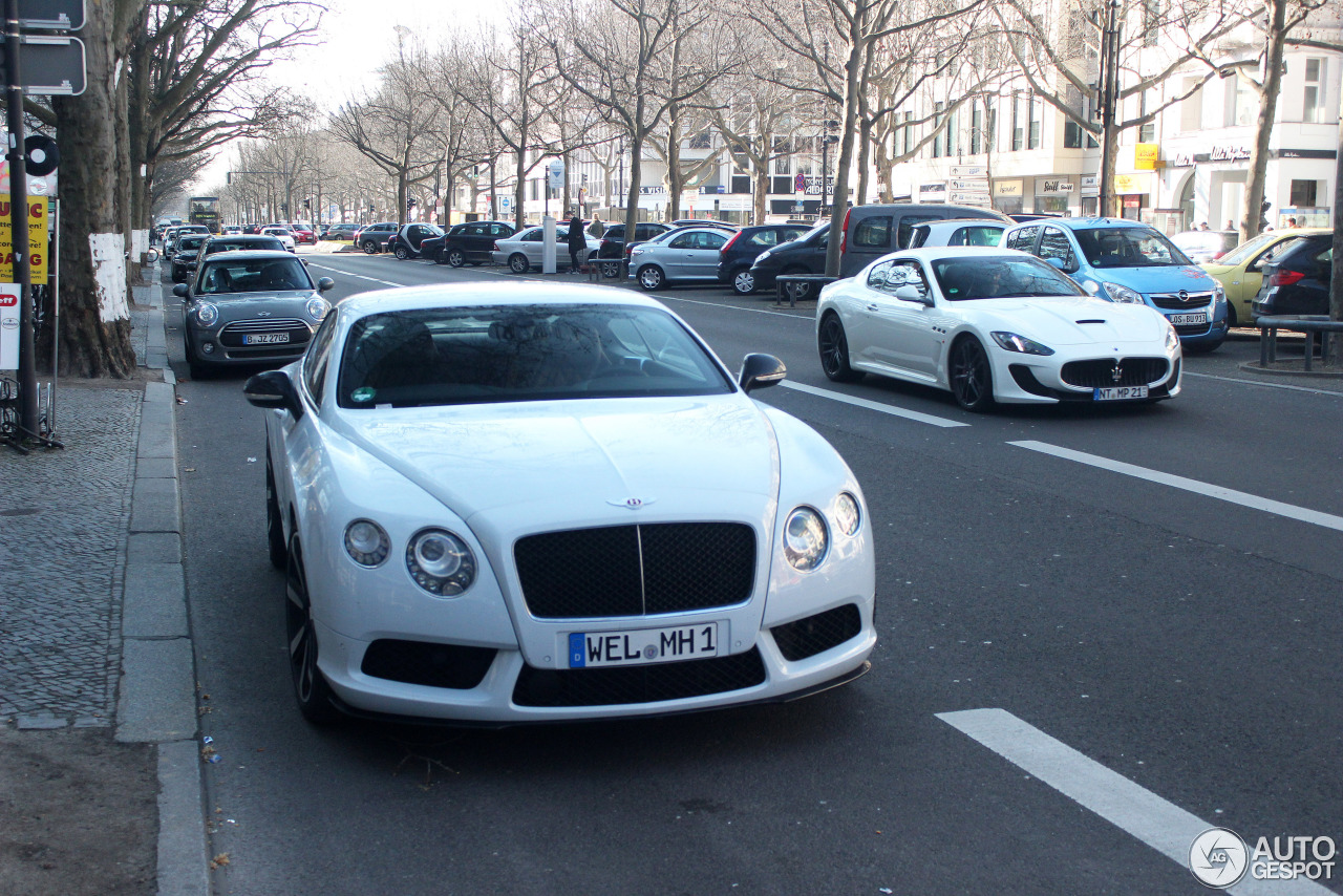 Bentley Continental GT V8 S 1