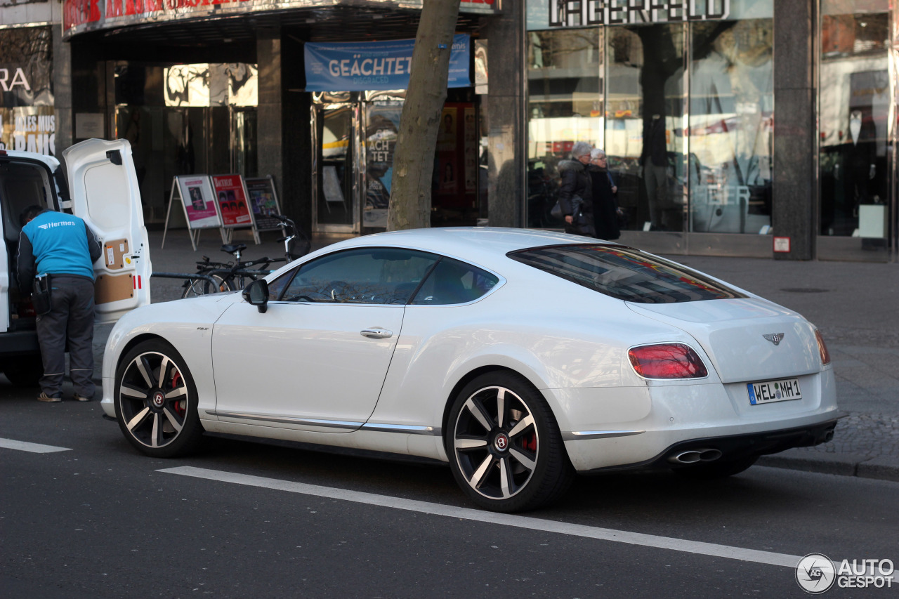 Bentley Continental GT V8 S 4