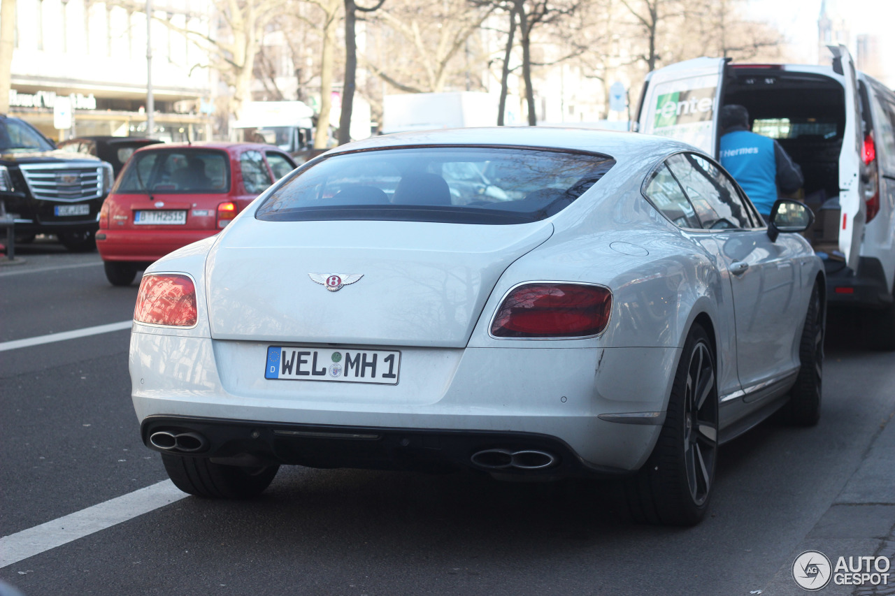 Bentley Continental GT V8 S 5