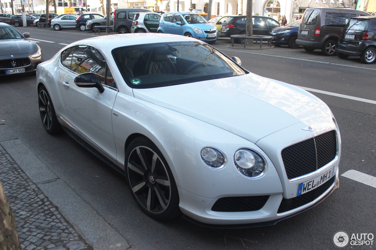 Bentley Continental GT V8 S 7