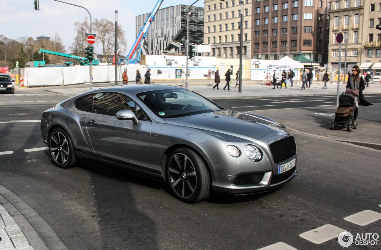 Bentley Continental GT V8 S 2