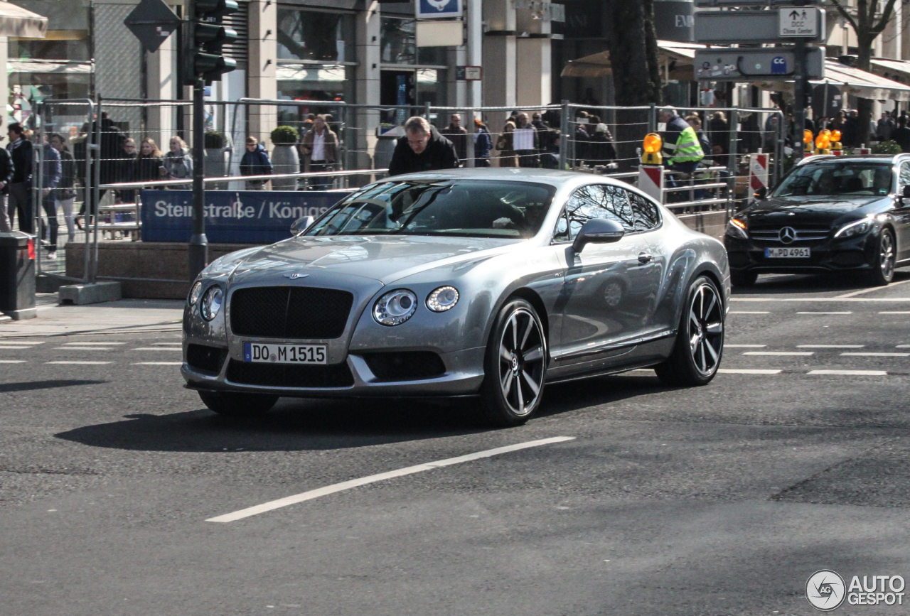 Bentley Continental GT V8 S 3