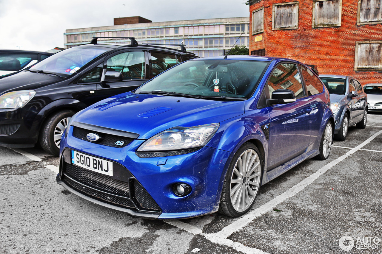 ford focus rs 2009 16 mars 2016 autogespot. Black Bedroom Furniture Sets. Home Design Ideas