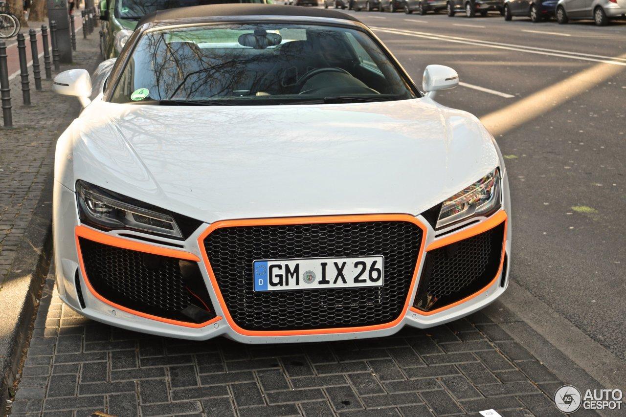 Interior > Audi Singapore