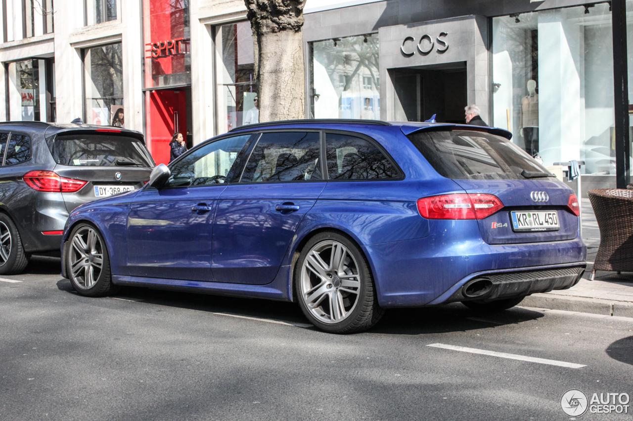 Audi RS4 Avant B8 6