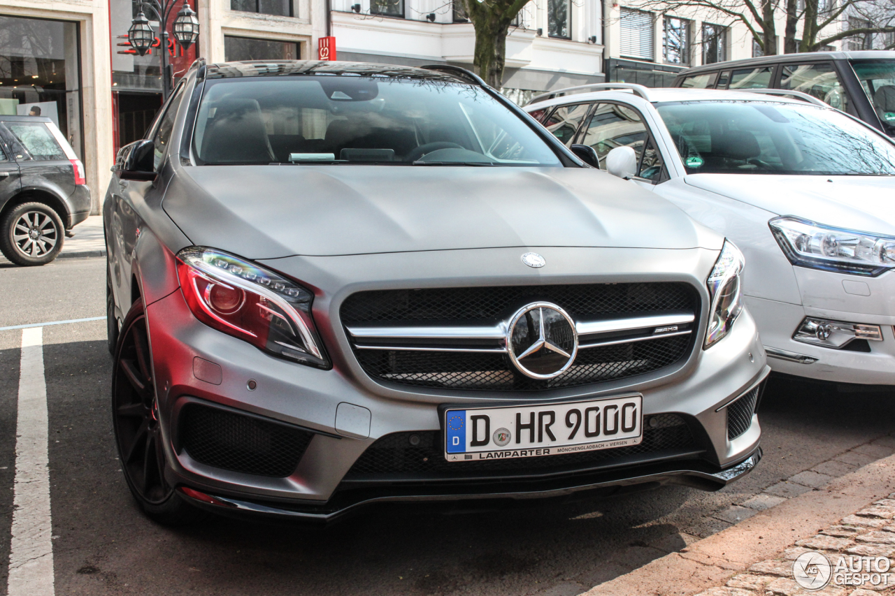 Mercedes benz gla 45 amg x156 17 march 2016 autogespot for Mercedes benz gla 45 amg price