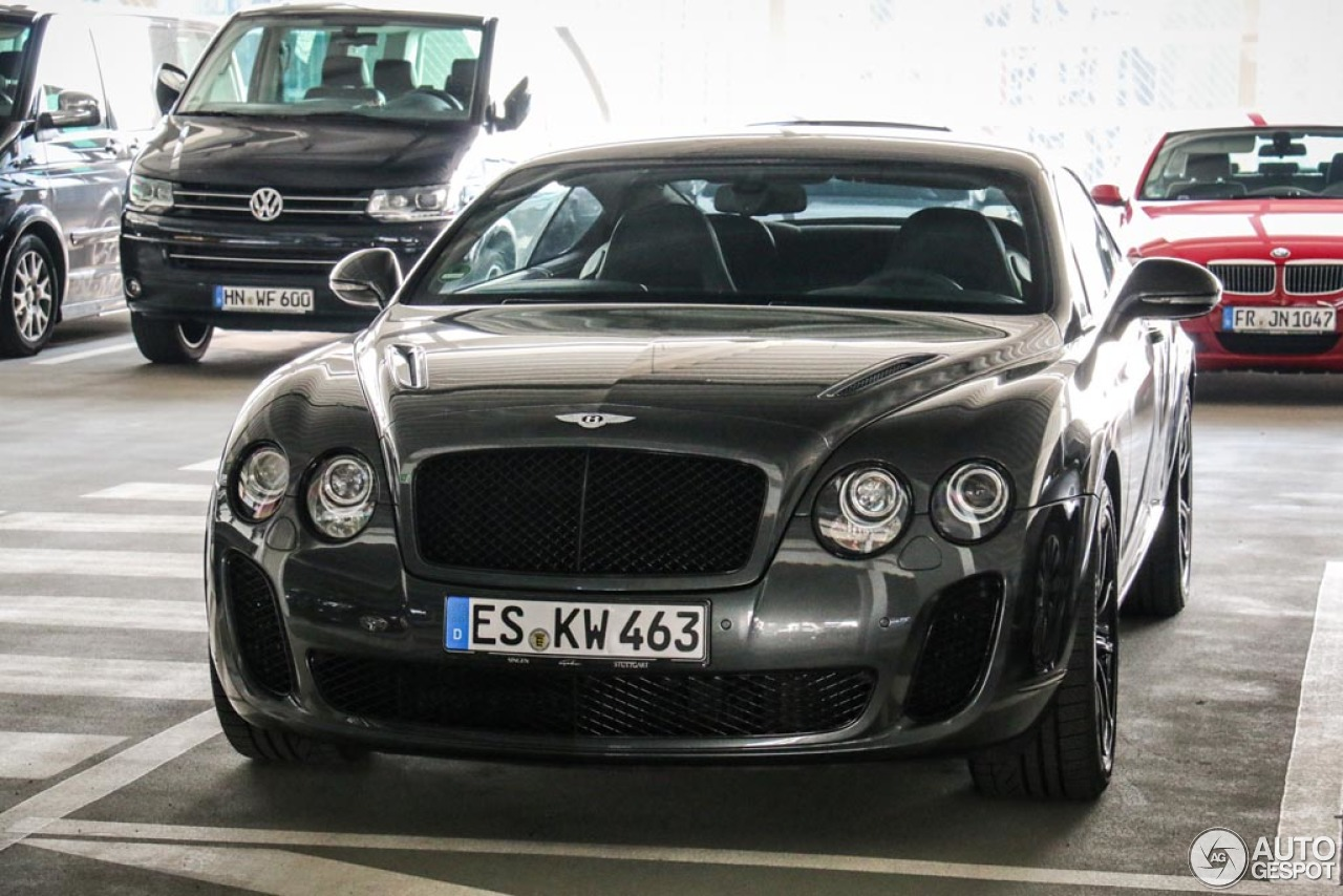 Bentley Continental Supersports Coupé 3